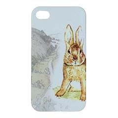 Rabbit  Apple iPhone 4/4S Hardshell Case