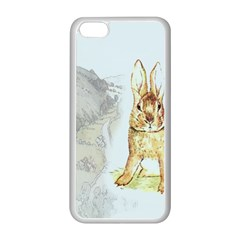 Rabbit  Apple iPhone 5C Seamless Case (White)