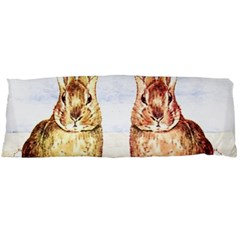 Rabbits  Body Pillow Case Dakimakura (Two Sides)