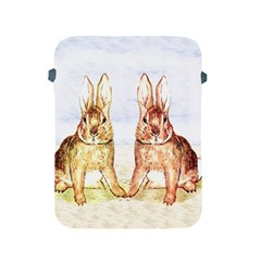 Rabbits  Apple iPad 2/3/4 Protective Soft Cases