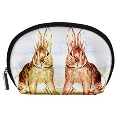 Rabbits  Accessory Pouches (Large)