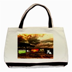 Africa Basic Tote Bag (Two Sides)