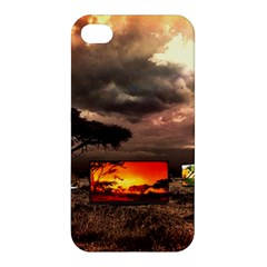 Africa Apple iPhone 4/4S Premium Hardshell Case