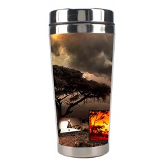 Africa Stainless Steel Travel Tumblers