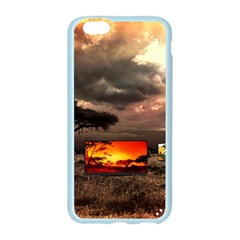Africa Apple Seamless iPhone 6/6S Case (Color)