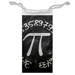 Pi Jewelry Bag