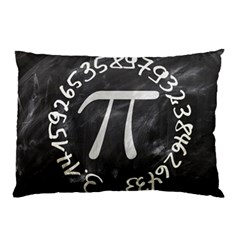 Pi Pillow Case (Two Sides)