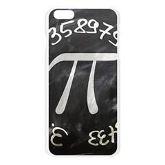 Pi Apple Seamless iPhone 6 Plus/6S Plus Case (Transparent)