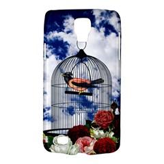 Vintage bird in the cage  Galaxy S4 Active