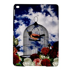 Vintage bird in the cage  iPad Air 2 Hardshell Cases
