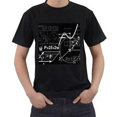 School board  Men s T-Shirt (Black)