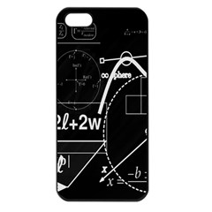 School board  Apple iPhone 5 Seamless Case (Black)