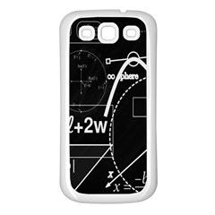School board  Samsung Galaxy S3 Back Case (White)