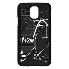 School board  Samsung Galaxy S5 Case (Black)