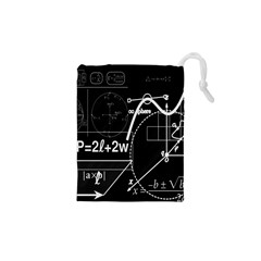 School Board  Drawstring Pouches (xs)