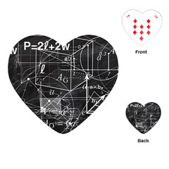 School board  Playing Cards (Heart)