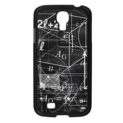 School board  Samsung Galaxy S4 I9500/ I9505 Case (Black)