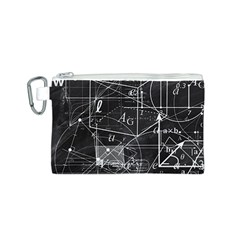 School board  Canvas Cosmetic Bag (S)