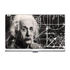 Albert Einstein Business Card Holders