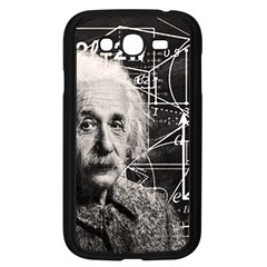 Albert Einstein Samsung Galaxy Grand DUOS I9082 Case (Black)