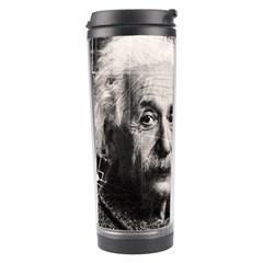 Albert Einstein Travel Tumbler