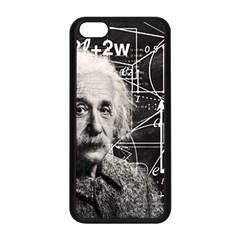 Albert Einstein Apple iPhone 5C Seamless Case (Black)
