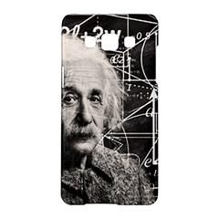 Albert Einstein Samsung Galaxy A5 Hardshell Case