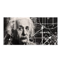 Albert Einstein Satin Wrap