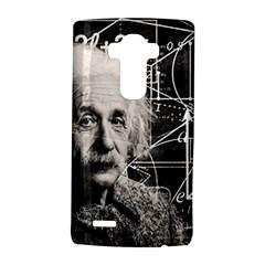 Albert Einstein LG G4 Hardshell Case