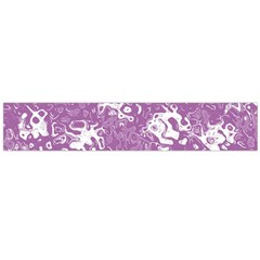 Pattern Flano Scarf (Large)
