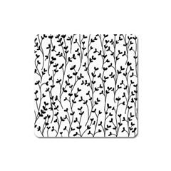 Pattern Square Magnet