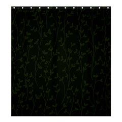 Pattern Shower Curtain 66  x 72  (Large)