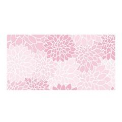 Floral pattern Satin Wrap