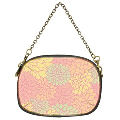 Floral pattern Chain Purses (Two Sides)