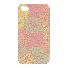 Floral pattern Apple iPhone 4/4S Hardshell Case