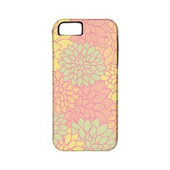 Floral pattern Apple iPhone 5 Classic Hardshell Case (PC+Silicone)