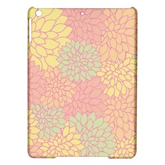 Floral pattern iPad Air Hardshell Cases