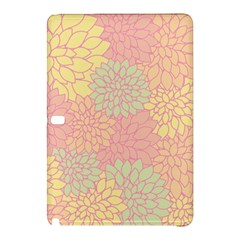 Floral pattern Samsung Galaxy Tab Pro 12.2 Hardshell Case