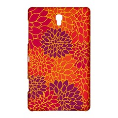 Floral pattern Samsung Galaxy Tab S (8.4 ) Hardshell Case