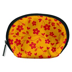Floral pattern Accessory Pouches (Medium)