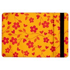 Floral Pattern Ipad Air 2 Flip