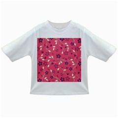 Floral pattern Infant/Toddler T-Shirts