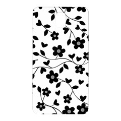 Floral pattern Samsung Galaxy Note 3 N9005 Hardshell Back Case