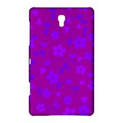 Floral pattern Samsung Galaxy Tab S (8.4 ) Hardshell Case