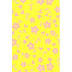 Floral pattern 5.5  x 8.5  Notebooks