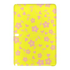 Floral pattern Samsung Galaxy Tab Pro 10.1 Hardshell Case