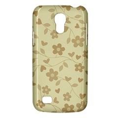 Floral pattern Galaxy S4 Mini