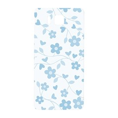 Floral pattern Samsung Galaxy Alpha Hardshell Back Case