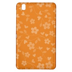 Floral pattern Samsung Galaxy Tab Pro 8.4 Hardshell Case