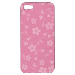 Floral pattern Apple iPhone 5 Hardshell Case